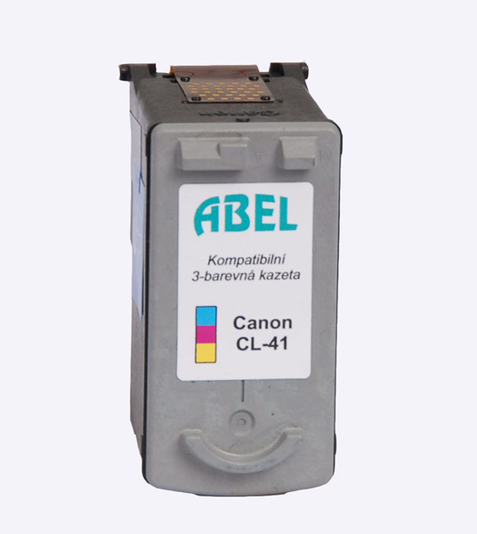InkJet CANON CL-41 - color 21ml  ABEL