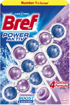 Bref WC Power Active kuličky 3 x 50 g