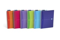 Blok Oxford My Colours - A4 / linka / 50 listů