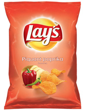 Chipsy Lay´s - paprika / 70 g