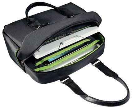 1cb2cf524 Dámská taška na notebook Leitz Complete - černá / 13,3