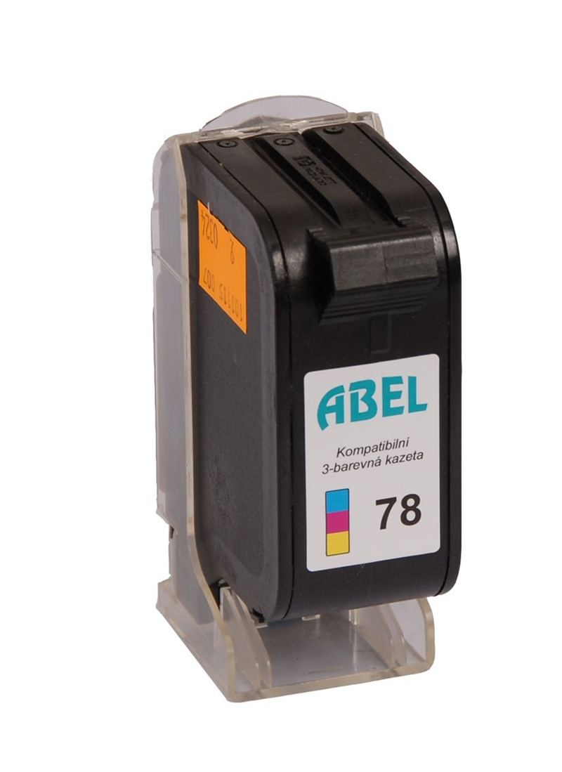 InkJet HP C6578A - č. 78 color  ABEL