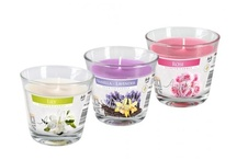 AURA Fragrances candles mix ovocných vůní